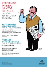 Comemorações dos 100 anos de Piteira Santos | 11 e 23 janeiro