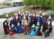 """10 a 18 de fevereiro - oficinas de Carnaval """"Máscaras com História"""""""