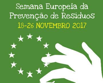Semana Europeia da Prevenção de Resíduos | 18 a 26 de nov