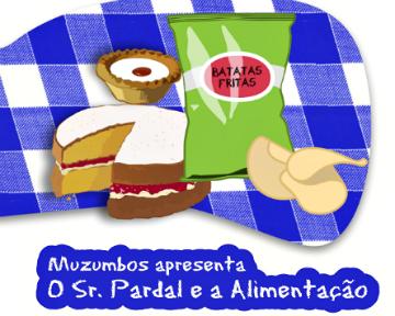 O Sr. Pardal e a alimentação  | Teatro Musical Infantil | 25 nov