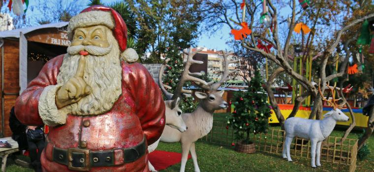 Até 29 dezembro | Mercado de Natal celebra quadra natalícia na Amadora!