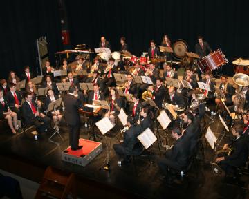 21 dez | Concerto de Natal da Banda da SFCIA